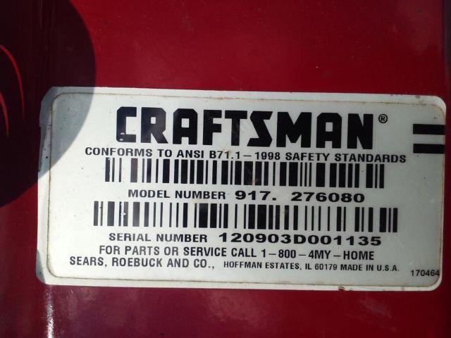 Menz Stuff - Craftsman 48