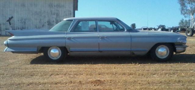 1961 Cadillac 4 door