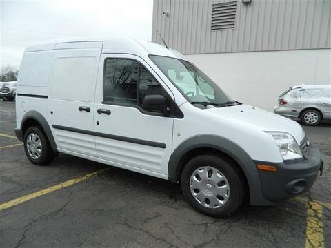 2011 FORD TRANSIT CONNECT 4 DOOR CARGO VAN