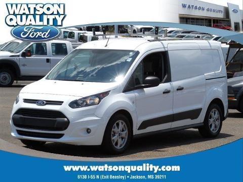 2015 Ford Transit Connect 4 Door Cargo Van