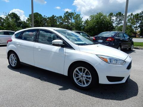 2015 Ford Focus 4 Door Hatchback