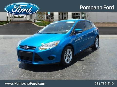 2014 Ford Focus 4 Door Hatchback