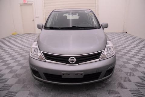 2012 Nissan Versa 4 Door Hatchback