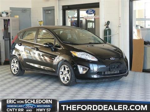 2011 Ford Fiesta 4 Door Hatchback