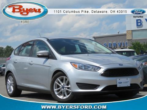2016 Ford Focus 4 Door Hatchback