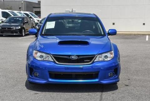 2012 Subaru Impreza 4 Door Hatchback
