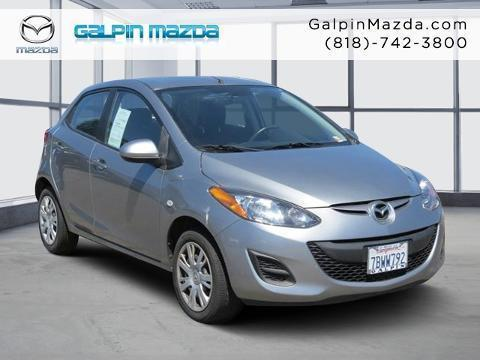 2013 Mazda MAZDA2 4 Door Hatchback