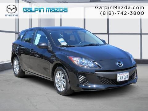 2013 Mazda MAZDA3 4 Door Hatchback