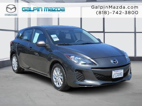2012 Mazda MAZDA3 4 Door Hatchback