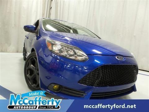 2014 Ford Focus ST 4 Door Hatchback