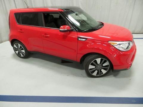 2014 Kia Soul 4 Door Hatchback