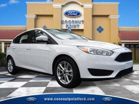 2016 Ford Focus 4 Door Hatchback