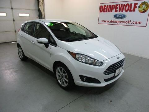 2015 Ford Fiesta 4 Door Hatchback
