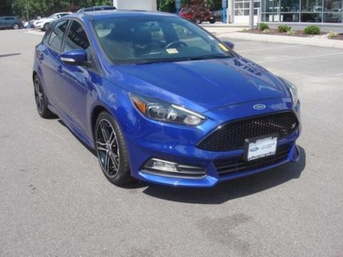2015 Ford Focus ST 4 Door Hatchback