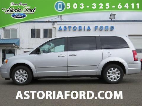 2010 Chrysler Town & Country 4 Door Passenger Van