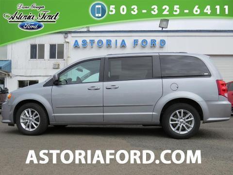 2014 Dodge Grand Caravan 4 Door Passenger Van