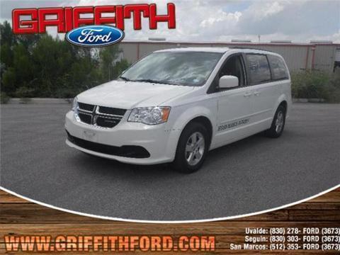 2011 Dodge Grand Caravan 4 Door Passenger Van