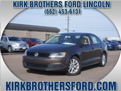 2012 VOLKSWAGEN JETTA 4 DOOR SEDAN