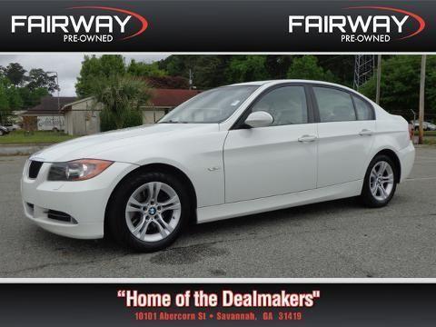 2008 BMW 3 SERIES 4 DOOR SEDAN