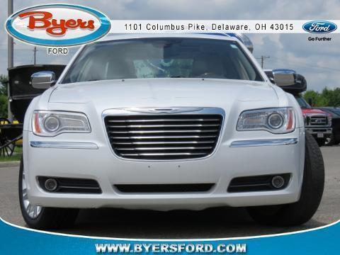 2011 Chrysler 300C 4 Door Sedan
