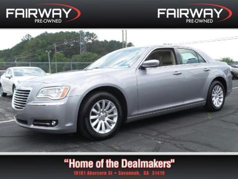2013 Chrysler 300 4 Door Sedan