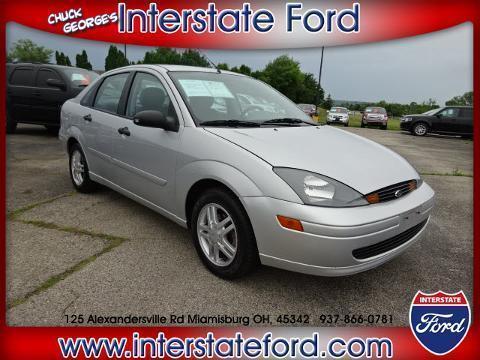 2004 Ford Focus 4 Door Sedan