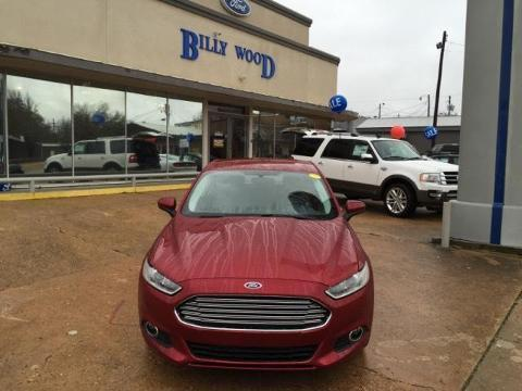 2016 Ford Fusion 4 Door Sedan