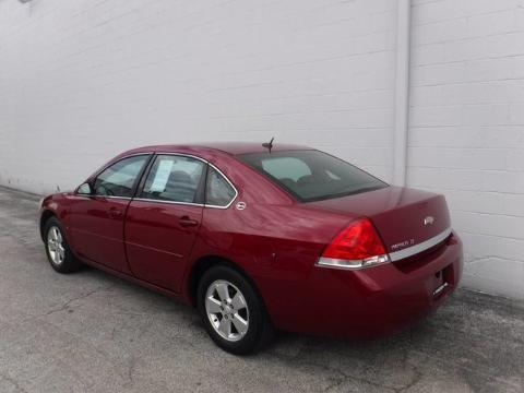 2006 Chevrolet Impala 4 Door Sedan