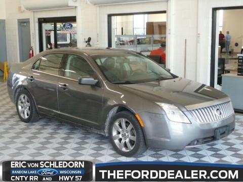 2010 Mercury Milan 4 Door Sedan