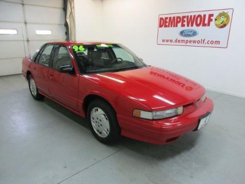 1996 Oldsmobile Cutlass Supreme 4 Door Sedan