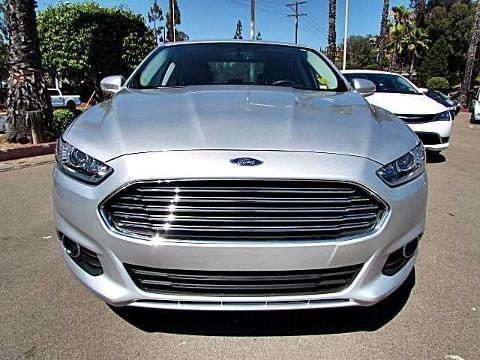 2015 Ford Fusion 4 Door Sedan