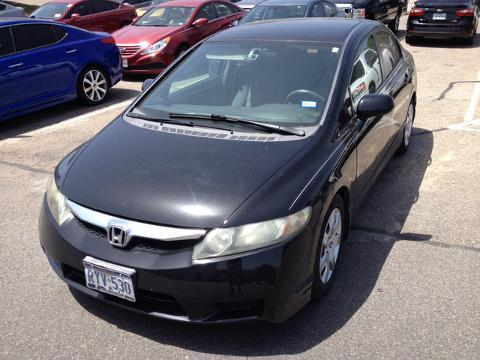 2009 Honda Civic 4 Door Sedan