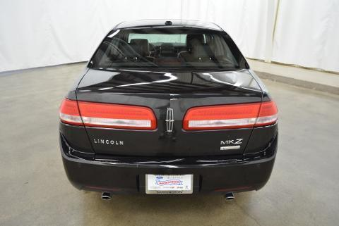 2012 Lincoln MKZ Hybrid 4 Door Sedan