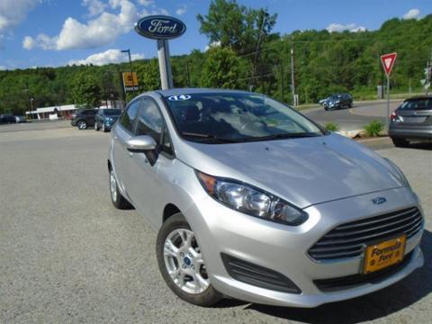 2014 Ford Fiesta 4 Door Sedan