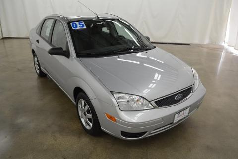 2005 Ford Focus 4 Door Sedan