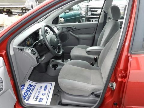 2000 Ford Focus 4 Door Sedan