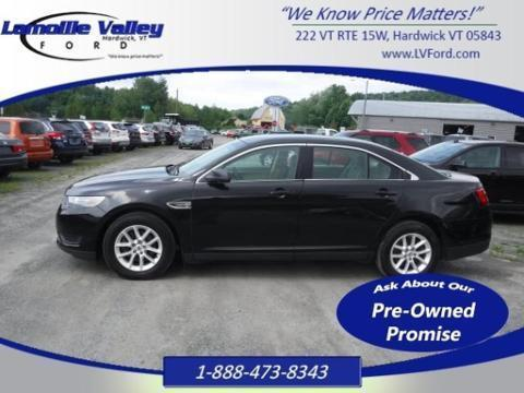 2014 Ford Taurus 4 Door Sedan