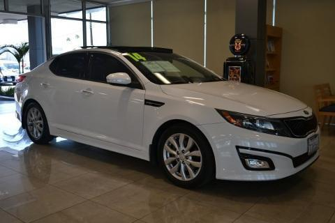 2014 Kia Optima 4 Door Sedan