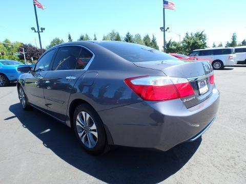 2014 Honda Accord 4 Door Sedan
