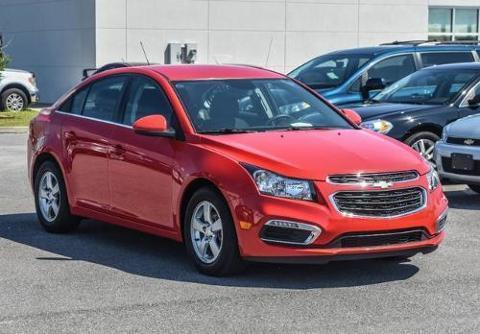 2016 Chevrolet Cruze Limited 4 Door Sedan