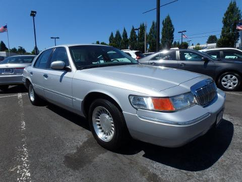 2000 Mercury Grand Marquis 4 Door Sedan