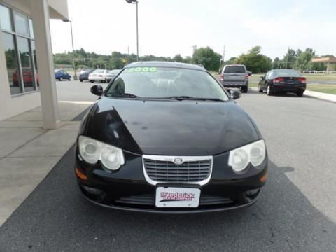2002 Chrysler 300M 4 Door Sedan