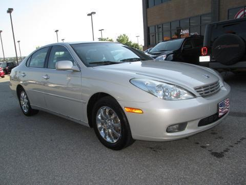 2002 Lexus ES 300 4 Door Sedan