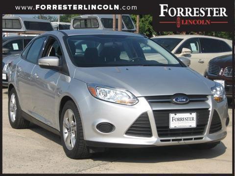 2014 Ford Focus 4 Door Sedan