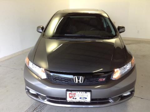 2012 Honda Civic 4 Door Sedan