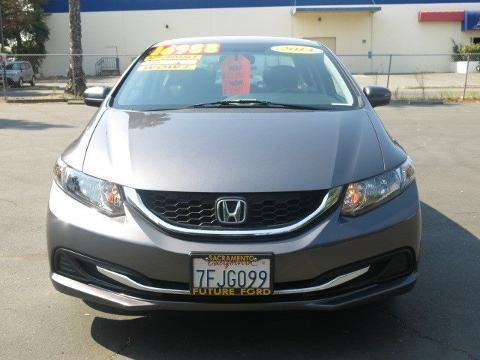 2014 Honda Civic 4 Door Sedan