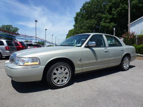 2005 Mercury Grand Marquis 4 Door Sedan