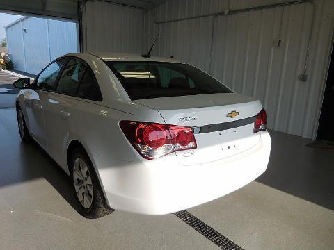 2014 Chevrolet Cruze 4 Door Sedan