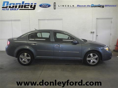2010 Chevrolet Cobalt 4 Door Sedan