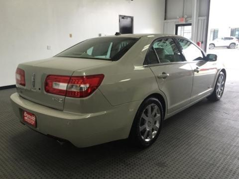2008 Lincoln MKZ 4 Door Sedan